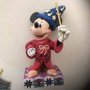 Disney Sorcerer Mickey by Disney artist, Jim Shore